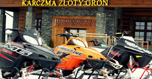 Snowmobile hire