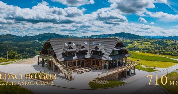 Hotel W Beskidach Obiekt Z Basenem Spa I Restauracja